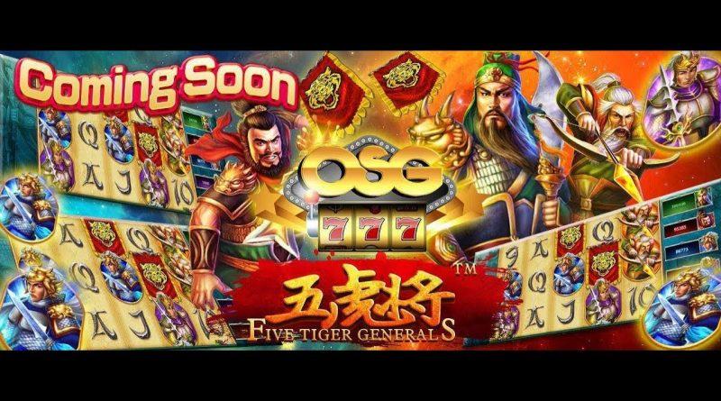 Situs Judi OSG777 Slot Online Terkini