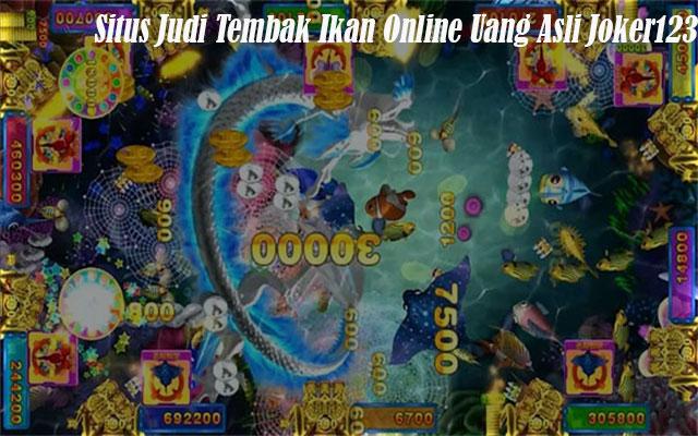 Situs Tembak Ikan Online