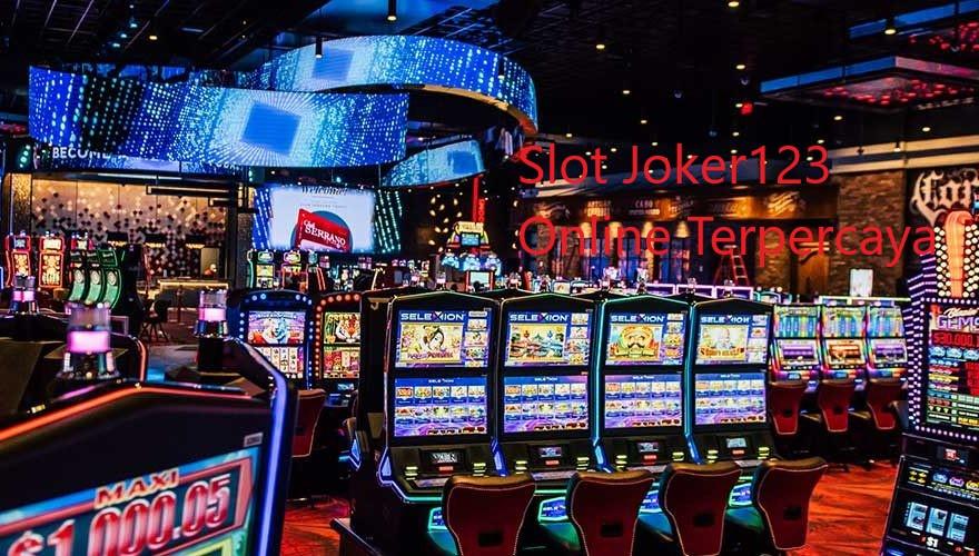 Bermain Joker123 Judi Slot
