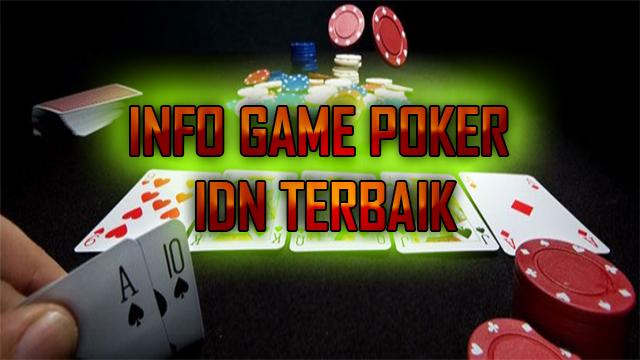 CARA TERBAIK Mengaplikasikan Poker Online Idn