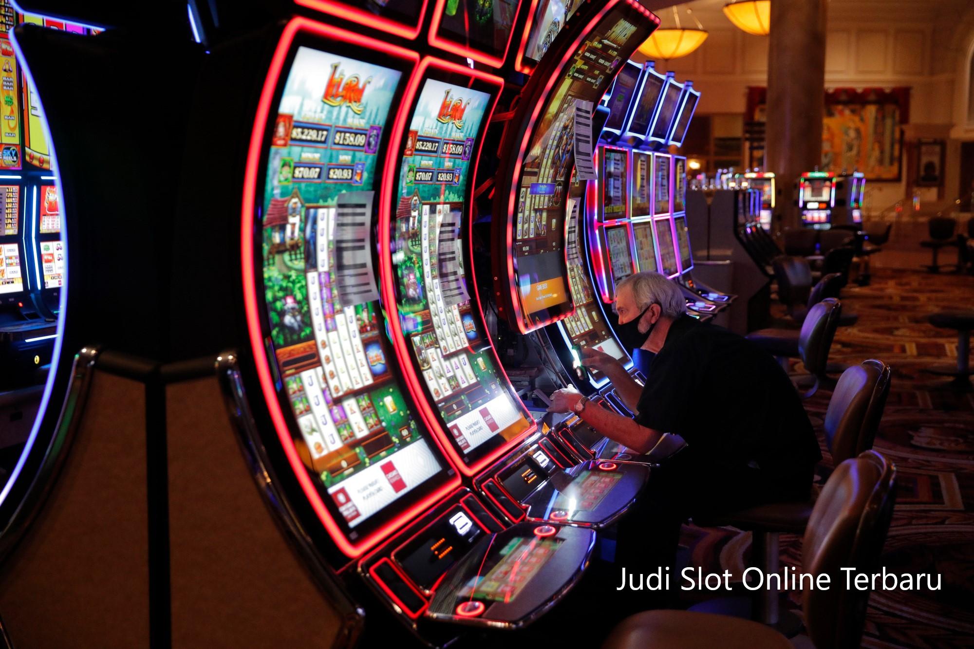 Menang Bermain Slot Online